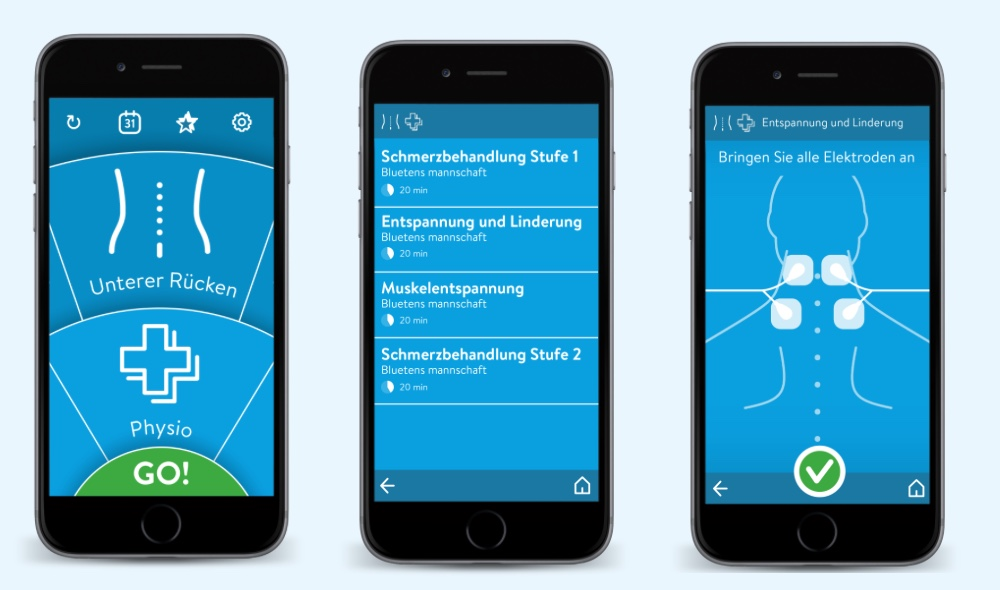 Bluetens App