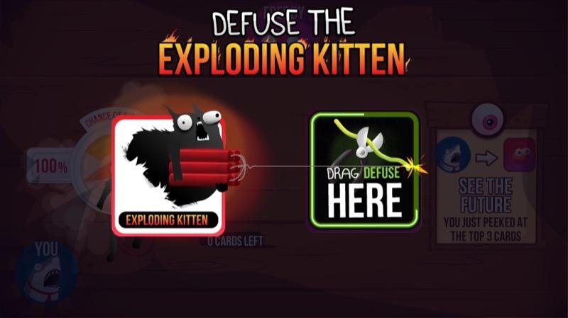 Exploding Kitten 3