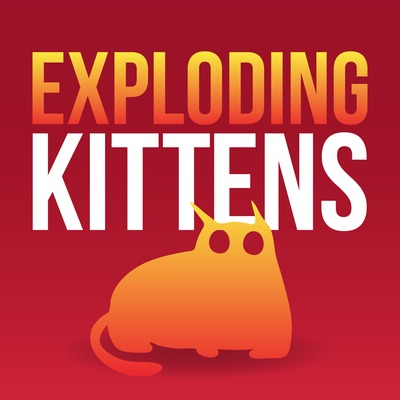 Exploding Kittens Icon