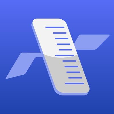 Fliegender Zollstock icon