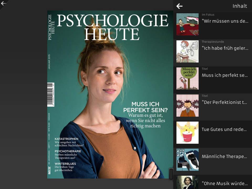 Psychologie Heute 2