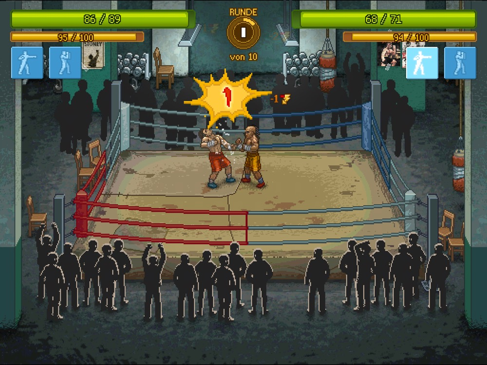Punch Club 4