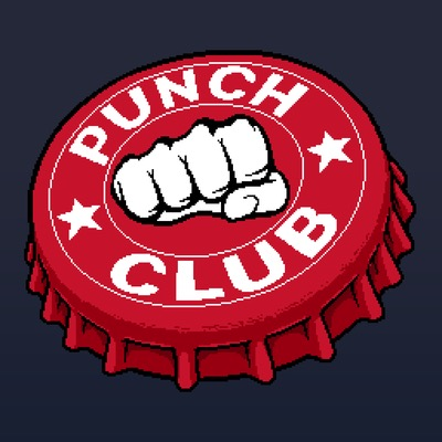Punch Club Icon