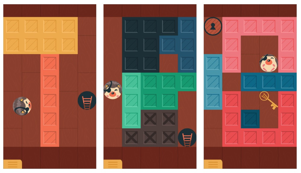 Tilt: Quill's Quandary is the cute puzzle game for IOS
