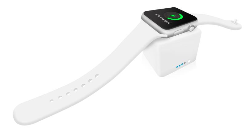 Zens Apple Watch Charging Bank