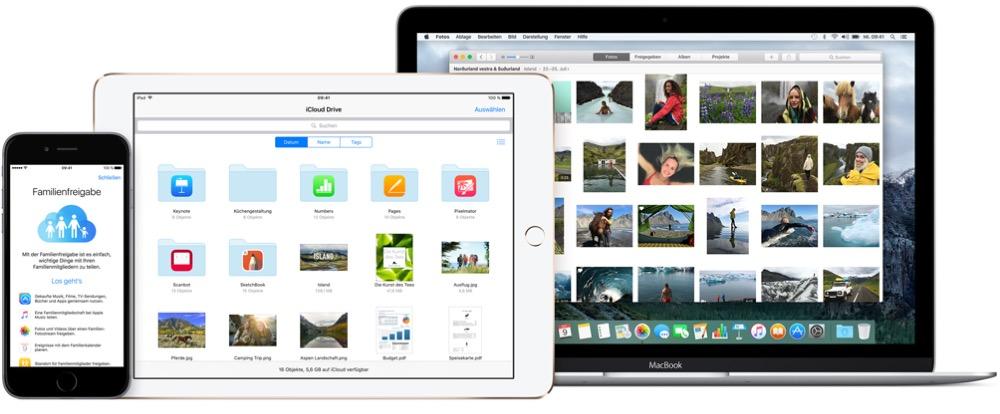 apple speicherplan