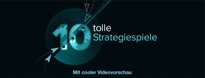 10 tolle Strategiespiele