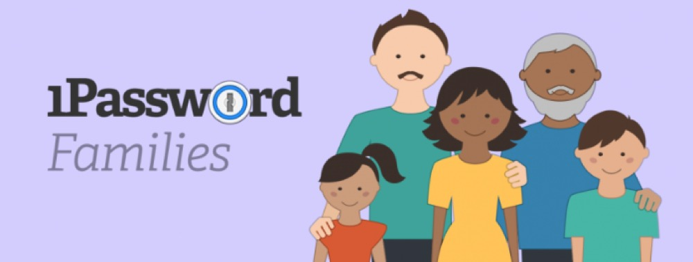 1Password Familie 1