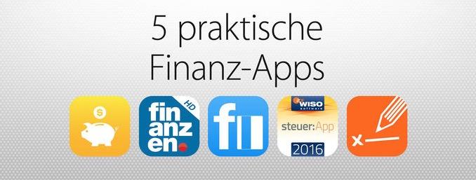 5 praktische finanz apps