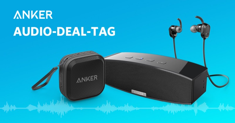 Anker Audio Deal Tag
