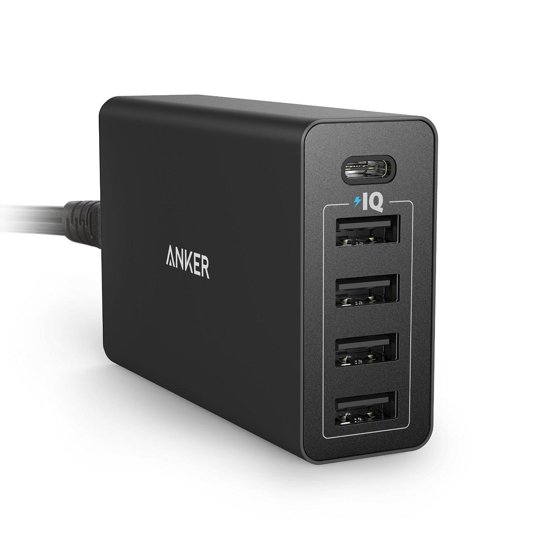 Anker PowerPort 5 USB-C 2