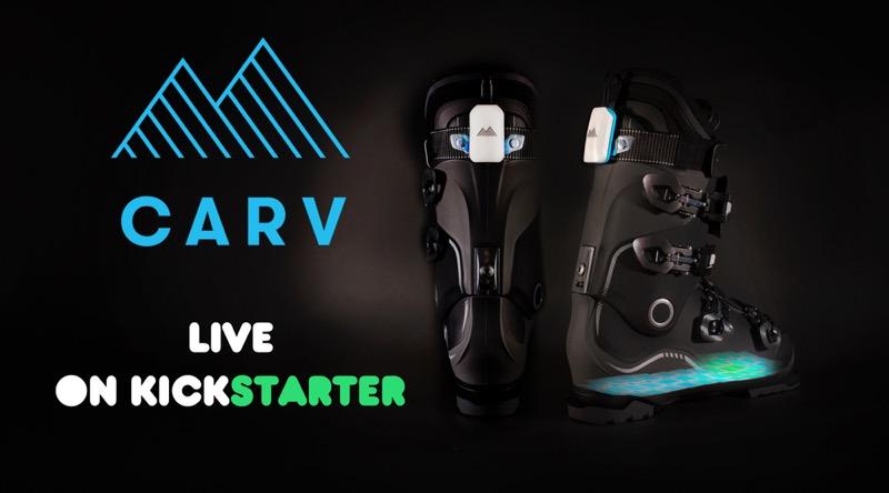 Carv Ski Tracker 1