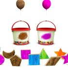 Die kleine Raupe Nimmersatt Farben und Formen 3