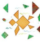 Die kleine Raupe Nimmersatt Farben und Formen 4