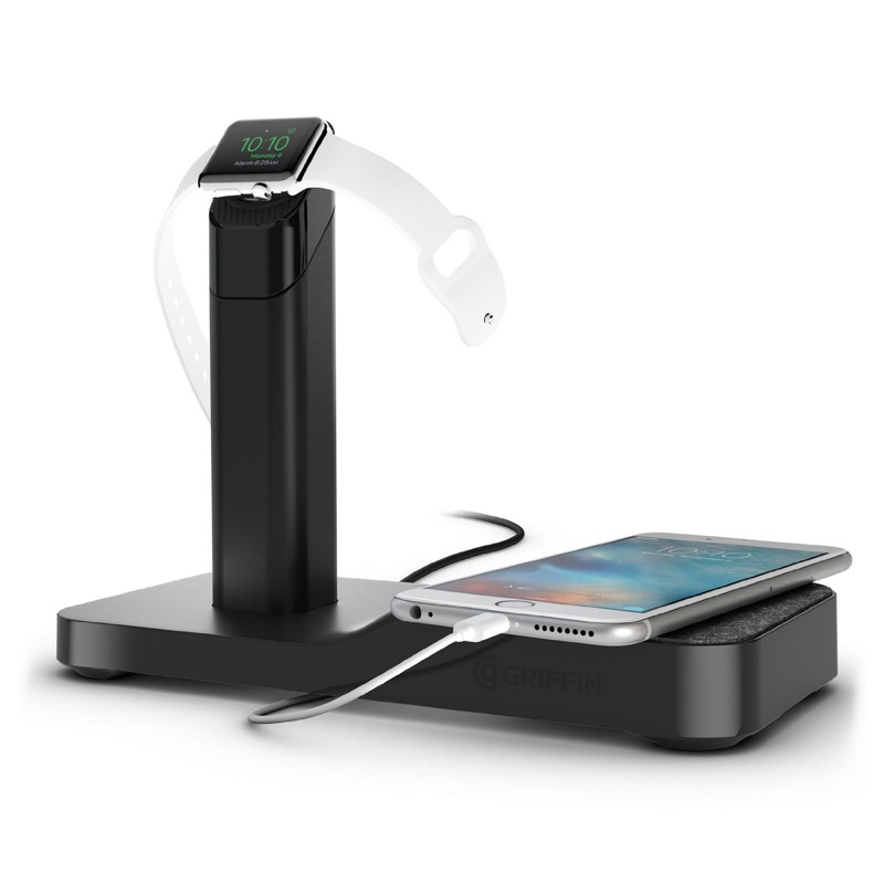 Griffin Watchstand Powered Charging Station 1