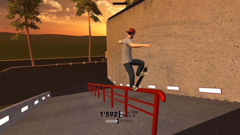 MyTP 3 Skateboard