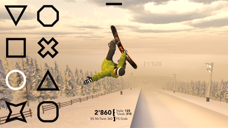 MyTP 3 Snowboard