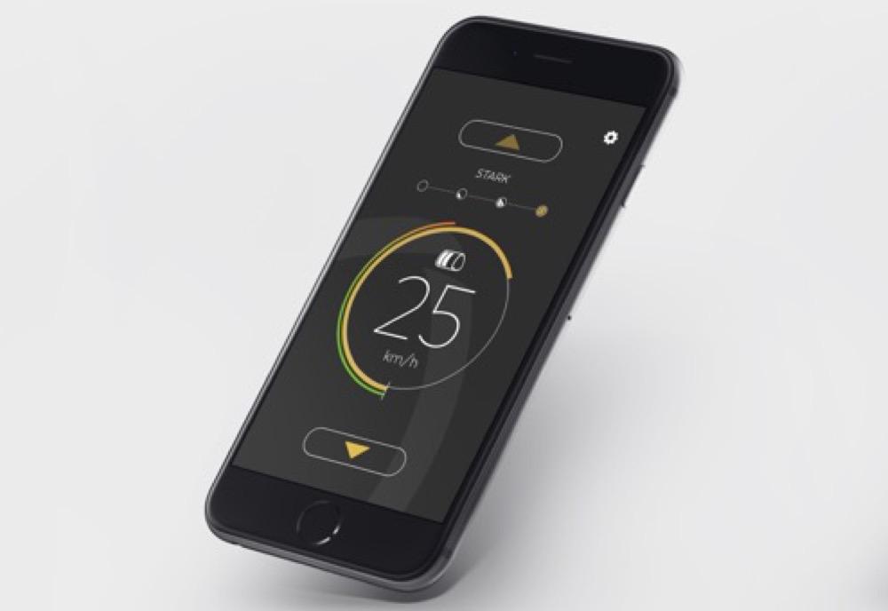 RELO Elektroantrieb App