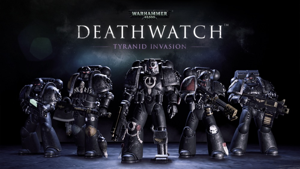 Warhammer 40000 Deathwatch