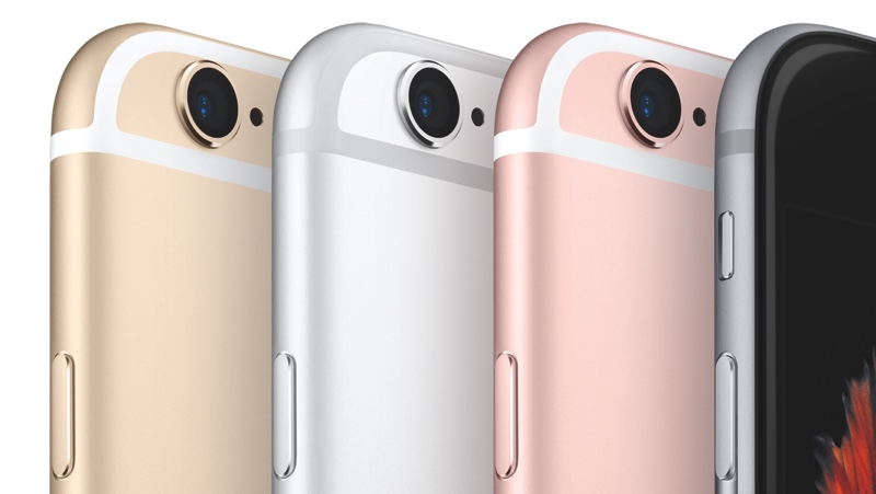 iPhone 6 Kamera Linse