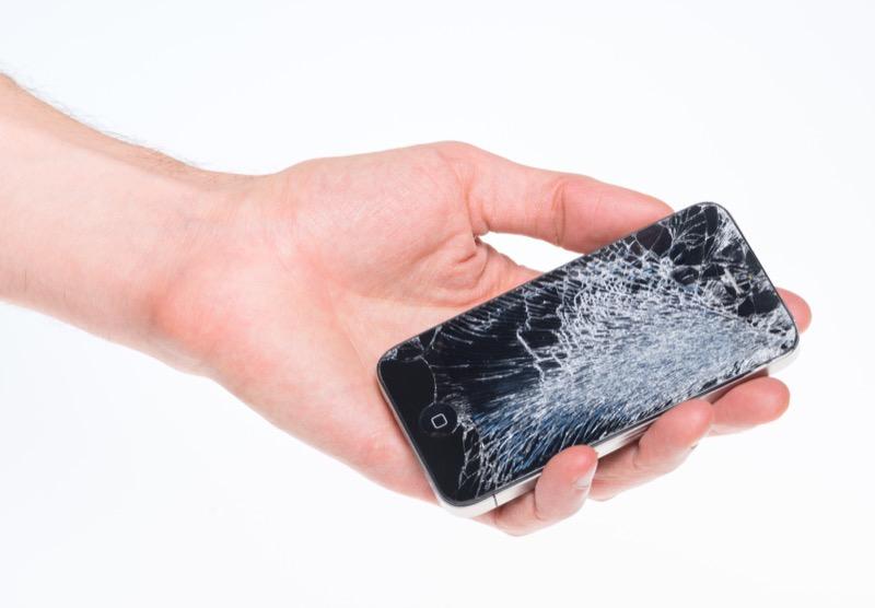 iPhone defekt Versicherung