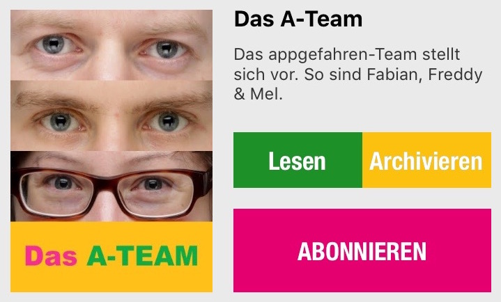 A-Team Magazin