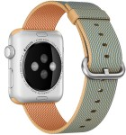 Apple Watch Armband aus gewebtem Nylon 2