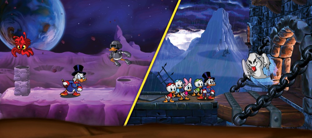 DuckTales Remastered apple tv