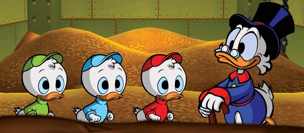 DuckTales Remastered apple