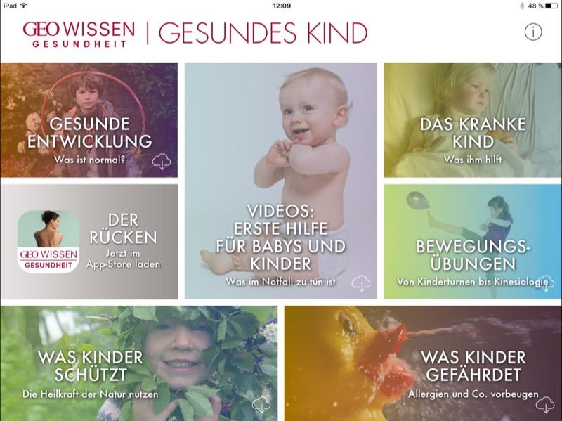 Gesundes Kind GEO Wissen 2