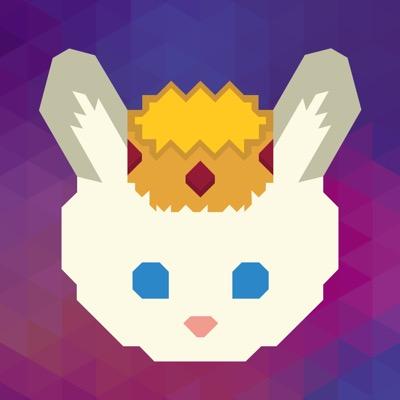 King Rabbit Icon