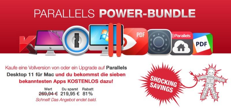 Parallels Desktop Bundle