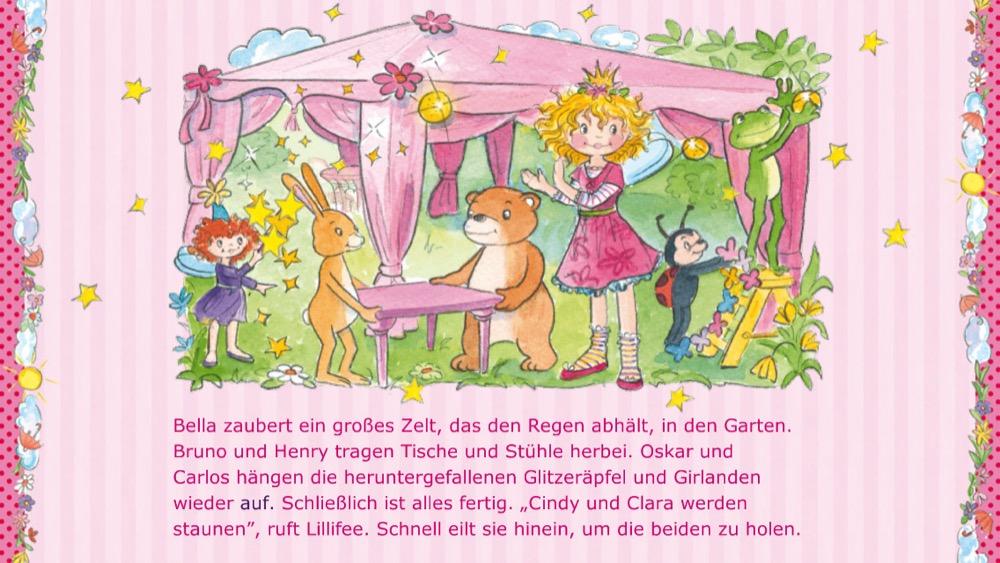 Prinzessin Lillifee feen-geschichten 2