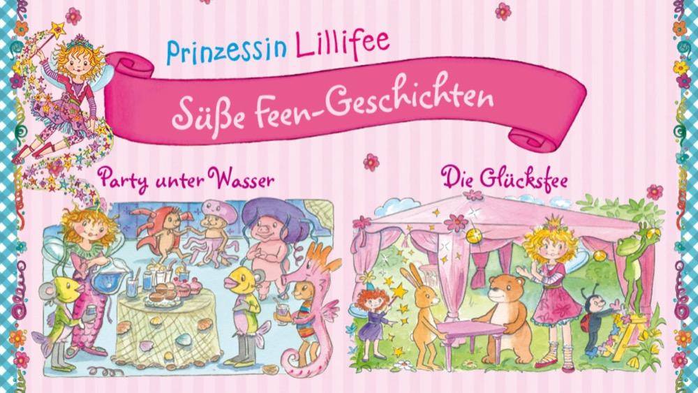 Prinzessin Lillifee feen geschichten 2