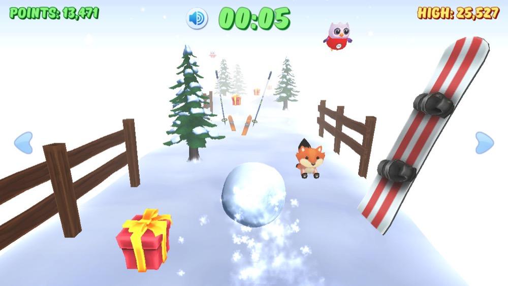 Supreme Snowball Roller Mayhem 3000
