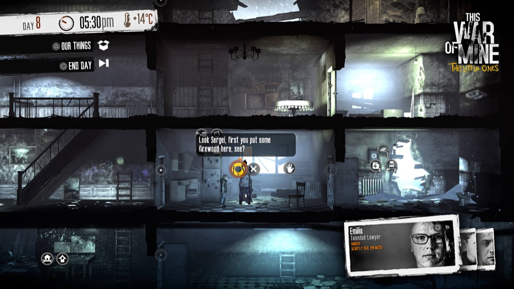 This War Of Mine - The Little Ones 2