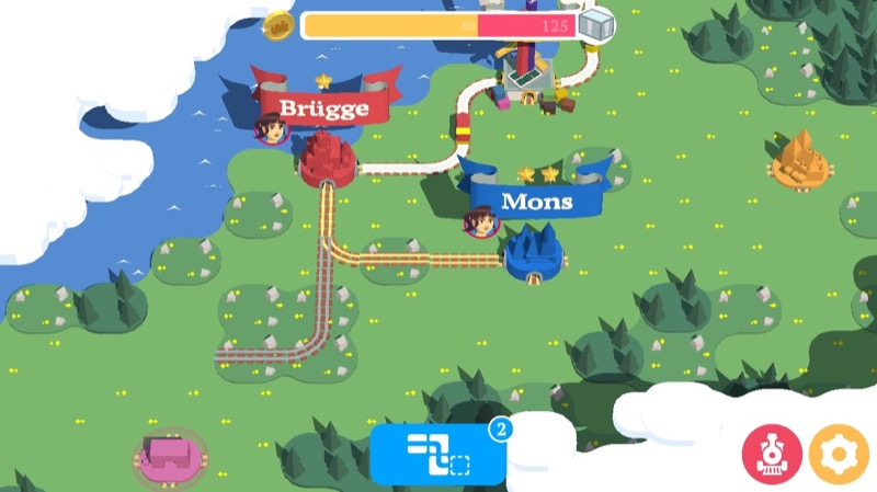 Train Conductor World 1