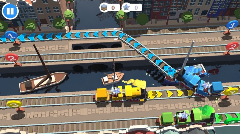 Train Conductor World 2
