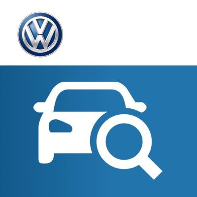 Volkswagen Die Autosuche Icon