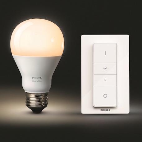 philips hue praktisches wireless dimming kit samt fernbedienung f r unter 35 euro. Black Bedroom Furniture Sets. Home Design Ideas