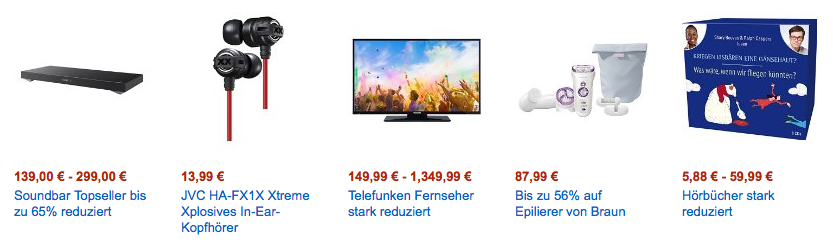 amazon tagesnabgeote ostern