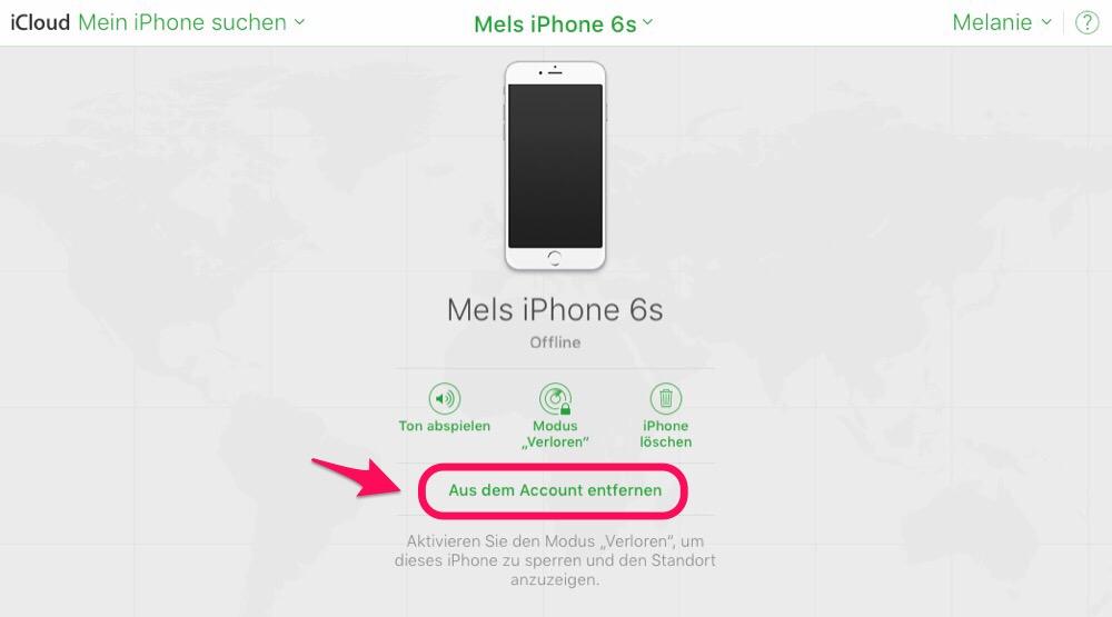 iOS 9.3 Aktivierung