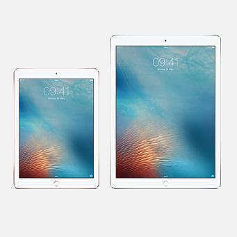iPad Pro Icons