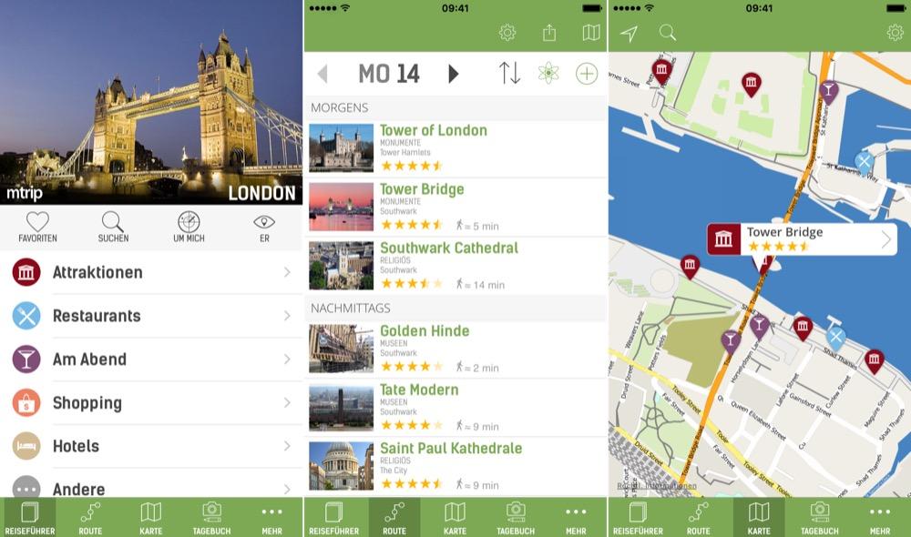 mTrip London