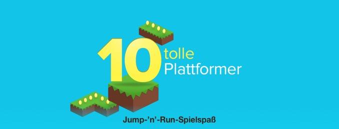 10 plattformer