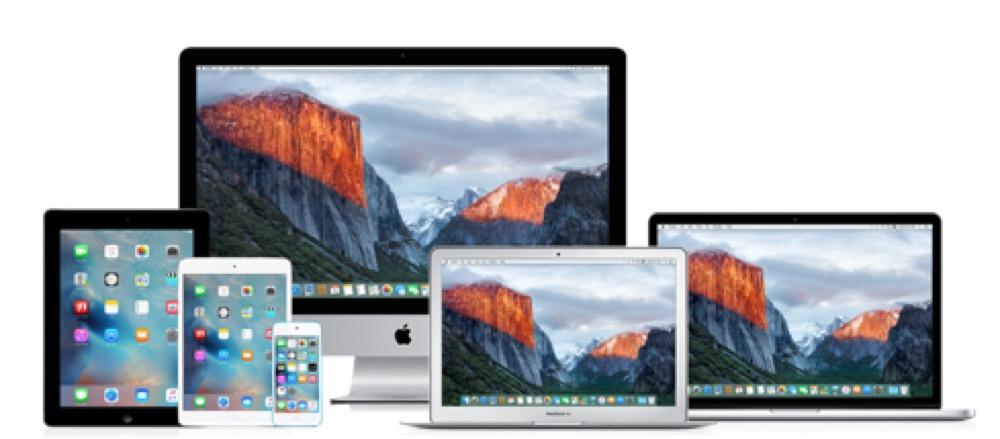 Apple Produkte