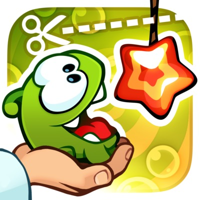 Cut the rope exp icon
