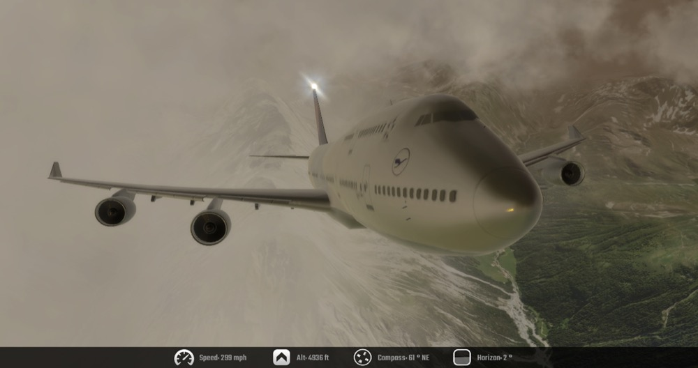 Flight Unlimited 2K16
