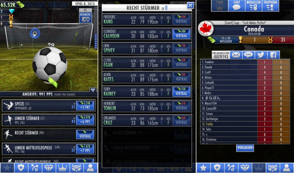 Football Clicker 2
