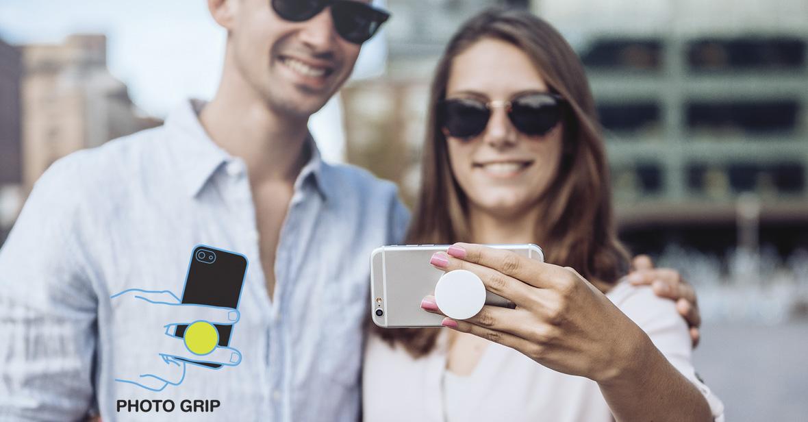 Popsockets selfie